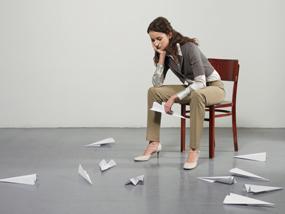 Неудачи на работе
